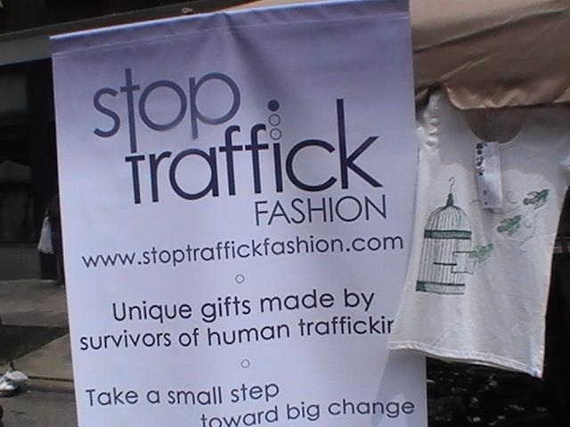 stop traffick fashion